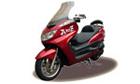 バイク250cc