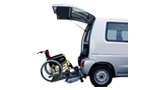 福祉車両スロープタイプ